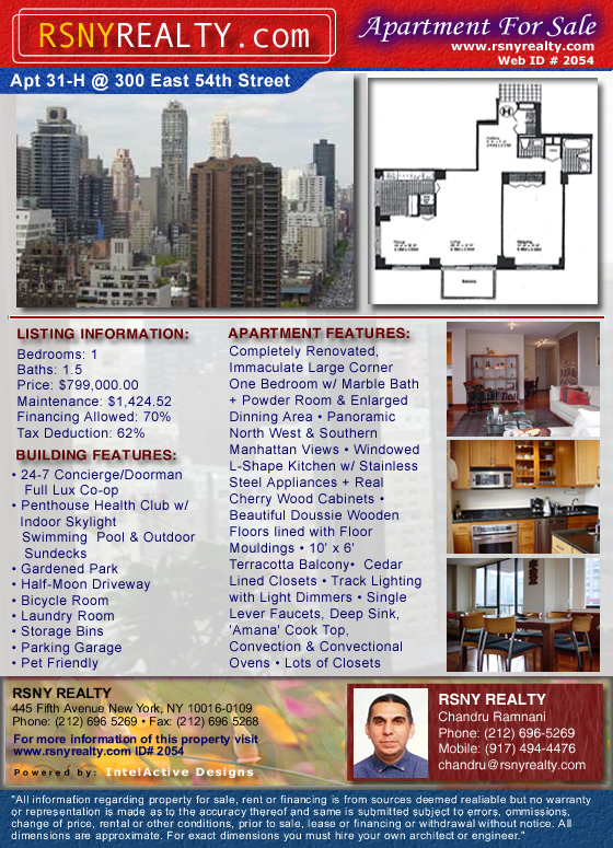 Rsny New York City Real Estate New York Apartments Residential And Commercial